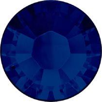 Swarovski Crystal Flatback Hotfix 2038 SS-8 ( 2.35mm) - Cobalt (F)- 1440 Pcs