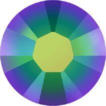 Swarovski Crystal Flatback Hotfix 2038 SS-6 ( 1.95mm) -ᅠCrystal Scarabaeus Green (F)- 1440 Pcs