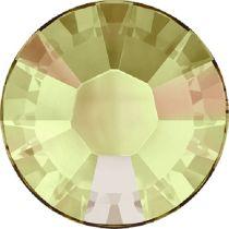 Swarovski Crystal Flatback Hotfix 2038 SS-6 ( 1.95mm) - Crystal Luminous Green(F)- 1440 Pcs
