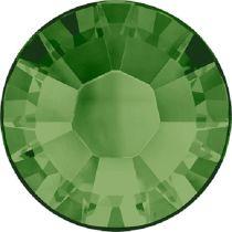 Swarovski Crystal Flatback Hotfix 2038 SS-8 ( 2.35mm) -ᅠFern Green (F)- 1440 Pcs