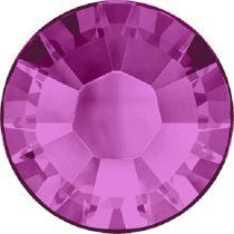 Swarovski Crystal Flatback Hotfix 2038 SS-6 ( 1.95mm) - ᅠFuchsia (F)- 1440 Pcs