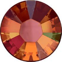 Swarovski Crystal Flatback Hotfix 2038 SS-6 ( 1.95mm) - ᅠHyacinth Shimmer(F)- 1440 Pcs