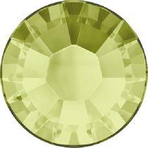 Swarovski Crystal Flatback Hotfix 2038 SS-6 ( 1.95mm) -ᅠJonquil  (F)- 1440 Pcs