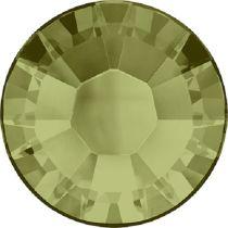 Swarovski Crystal Flatback Hotfix 2038 SS-6 ( 1.95mm) -ᅠKhaki (F)- 1440 Pcs