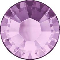 Swarovski Crystal Flatback Hotfix 2038 SS-6 ( 1.95mm) - ᅠLight Amethyst (F)- 1440 Pcs