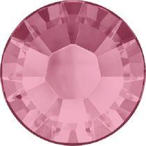 Swarovski Crystal Flatback Hotfix 2038 SS-6 ( 1.95mm) -ᅠLight Rose (F)- 1440 Pcs