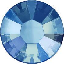 Swarovski Crystal Flatback Hotfix 2038 SS-6 ( 1.95mm) - Light Sapphire Shimmer  (F)- 1440 Pcs