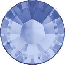 Swarovski Crystal Flatback Hotfix 2038 SS-6 ( 1.95mm) - ᅠLight Sapphire (F)- 1440 Pcs