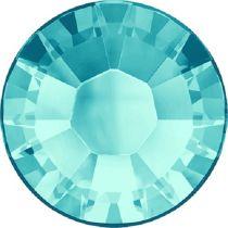 Swarovski Crystal Flatback Hotfix 2038 SS-6 ( 1.95mm) -ᅠLight Turqoise (F)- 1440 Pcs