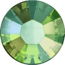 Swarovski Crystal Flatback Hotfix 2038 SS-6 ( 1.95mm) - ᅠPeridot Shimmer (F)- 1440 Pcs