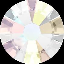 Swarovski Crystal Flatback No Hotfix 2058- SS-10(2.85mm)-Crystal AB- Factory Pack