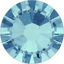 Swarovski Crystal Flatback No Hotfix 2058 SS-6 (1.95mm) -ᅠᅠAquamarine (F) - 1440 Pcs