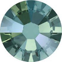 Swarovski Crystal Flatback No Hotfix 2058 SS-9 (2.60mm) -ᅠBlack Diamond Shimmer (F) - 1440 Pcs