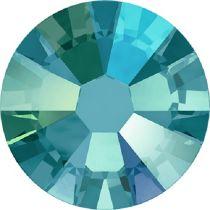 Swarovski Crystal Flatback No Hotfix 2058 SS-9 (2.60mm) -ᅠBlue Zircon Shimmer  (F) - 1440 Pcs