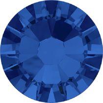 Swarovski Crystal Flatback No Hotfix 2058 SS-10 (2.80mm) -ᅠCapri Blue (F) - 1440 Pcs