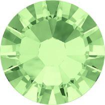 Swarovski Crystal Flatback No Hotfix 2058 SS-5 (1.75mm) -ᅠChrysolite (F) - 1440 Pcs