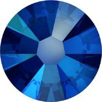 Swarovski Crystal Flatback No Hotfix 2058 SS-9 (2.60mm) -ᅠᅠCobalt Shimmer  (F) - 1440 Pcs
