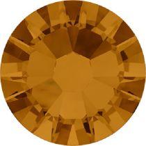 Swarovski Crystal Flatback No Hotfix 2058 SS-9 (2.60mm) -ᅠCrystal Copper  (F) - 1440 Pcs