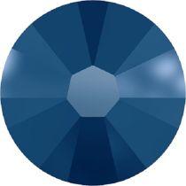 Swarovski Crystal Flatback No Hotfix 2058 SS-9 (2.60mm) -ᅠCrystal Metallic Blue  (F) - 1440 Pcs