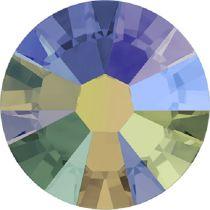 Swarovski Crystal Flatback No Hotfix 2058 SS-9 (2.60mm) -ᅠCrystal Paradise Shine  (F) - 1440 Pcs