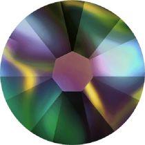 Swarovski Crystal Flatback No Hotfix 2058 SS-9 (2.60mm) -ᅠCrystal Rainbow Dar  (F) - 1440 Pcs