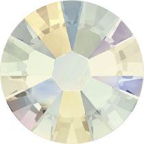 Swarovski Crystal Flatback No Hotfix 2058 SS-9 (2.60mm) -ᅠCrystal Shimmer (F) - 1440 Pcs