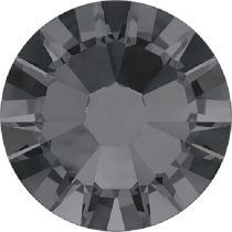 Swarovski Crystal Flatback No Hotfix 2058 SS-9 (2.60mm) -ᅠCrystal Silver Night  (F) - 1440 Pcs