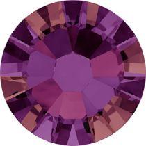 Swarovski Crystal Flatback No Hotfix 2058 SS-9 (2.60mm) -ᅠCrystal Volcano  (F) - 1440 Pcs