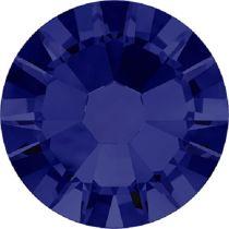 Swarovski Crystal Flatback No Hotfix 2058 SS-5 (1.75mm) -ᅠDark Indigo (F) - 1440 Pcs