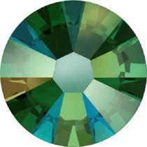 Swarovski Crystal Flatback No Hotfix 2058 SS-9 (2.60mm) -ᅠᅠErinite Shimmer  (F) - 1440 Pcs