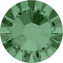 Swarovski Crystal Flatback No Hotfix 2058 SS-5 (1.75mm) -ᅠErinite (F) - 1440 Pcs
