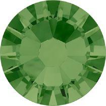 Swarovski Crystal Flatback No Hotfix 2058 SS-5 (1.75mm) -ᅠFern Green (F) - 1440 Pcs