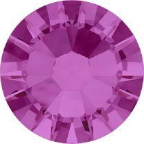 Swarovski Crystal Flatback No Hotfix 2058 SS-10 (2.80mm) -ᅠFuchsia (F) - 1440 Pcs