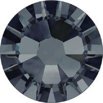 Swarovski Crystal Flatback No Hotfix 2058 SS-5 (1.75mm) -ᅠGraphite (F) - 1440 Pcs