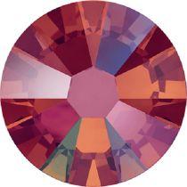 Swarovski Crystal Flatback No Hotfix 2058 SS-9 (2.60mm) -ᅠHyacinth Shimmer  (F) - 1440 Pcs