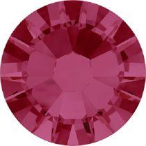 Swarovski Crystal Flatback No Hotfix 2058 SS-5 (1.75mm) -ᅠIndian Pink (F) - 1440 Pcs