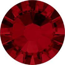 Swarovski Crystal Flatback No Hotfix 2058 SS-5 (1.75mm) -ᅠIndian Siam (F) - 1440 Pcs