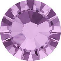 Swarovski Crystal Flatback No Hotfix 2058 SS-9 (2.60mm) -ᅠLight Amethyst  (F) - 1440 Pcs