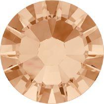 Swarovski Crystal Flatback No Hotfix 2058 SS-7 (2.20mm) - Light Peach (F) - 1440 Pcs
