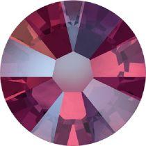 Swarovski Crystal Flatback No Hotfix 2058 SS-9 (2.60mm) -ᅠᅠLight Siam Shimmer   (F) - 1440 Pcs