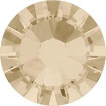 Swarovski Crystal Flatback No Hotfix 2058 SS-7 (2.20mm) -ᅠLight Silk (F) - 1440 Pcs