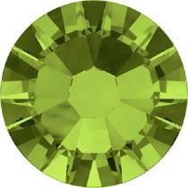 Swarovski Crystal Flatback No Hotfix 2058 SS-7 (2.20mm) -ᅠOlivine (F) - 1440 Pcs