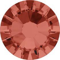 Swarovski Crystal Flatback No Hotfix 2058 SS-7 (2.20mm) -ᅠPadparadscha (F) - 1440 Pcs