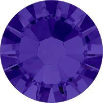 Swarovski Crystal Flatback No Hotfix 2058 SS-9 (2.60mm) -ᅠPurple Velvet  (F) - 1440 Pcs