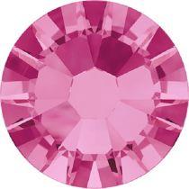 Swarovski Crystal Flatback No Hotfix 2058 SS-6 (1.95mm) -ᅠRose (F) - 1440 Pcs