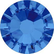 Swarovski Crystal Flatback No Hotfix 2058 SS-6 (1.95mm) -ᅠSapphire (F) - 1440 Pcs