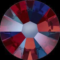 Swarovski Crystal Flatback No Hotfix 2058 SS-9 (2.60mm) -ᅠSiam Shimmer  (F) - 1440 Pcs