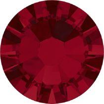 Swarovski Crystal Flatback No Hotfix 2058 SS-9 (2.60mm) -ᅠSiam (F) - 1440 Pcs