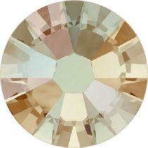 Swarovski Crystal Flatback No Hotfix 2058 SS-9 (2.60mm) -ᅠSilk Shimmer  (F) - 1440 Pcs