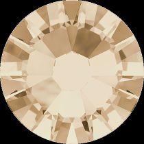 Swarovski Crystal Flatback No Hotfix 2058 SS-9 (2.60mm) -ᅠSilk  (F) - 1440 Pcs